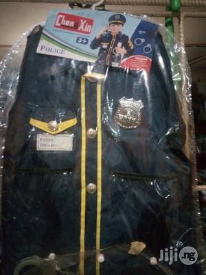 Kids Police Career Costume | Children's Clothing for sale in Lagos State, Amuwo-Odofin