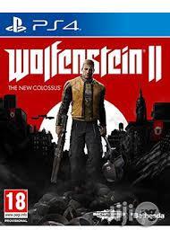 Wolfenstein 2 Ps4 Playstation 4 Brandnew | Video Games for sale in Lagos State, Ikeja