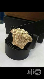 Versace Belt Original 11 | Clothing Accessories for sale in Lagos State, Surulere