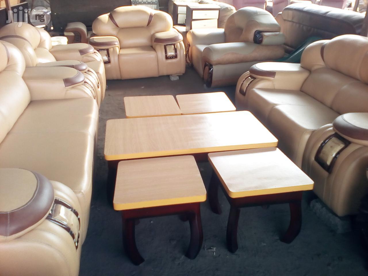 Original Italian Designed Cushion Chair
