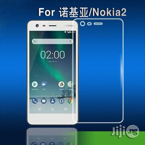 9H Curved Tempered Glass Screen Protector Cover Film Guard for Nokia 2   Accessories for Mobile Phones & Tablets for sale in Lagos State, Ikeja