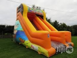 Slide Playground Bouncing Castle For Rent