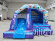 Playground Bouncing Castle With A Tent & A Slide For Rent | Party, Catering & Event Services for sale in Lagos State, Ikeja