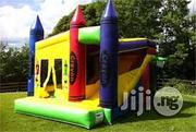 Crayon Playground Children Bouncing Castle For Rent | Party, Catering & Event Services for sale in Lagos State, Ikeja