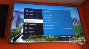 60 Inches Samsung Smart Ultra HD 4K LED Ue60ju6400 | TV & DVD Equipment for sale in Lagos State, Ojo