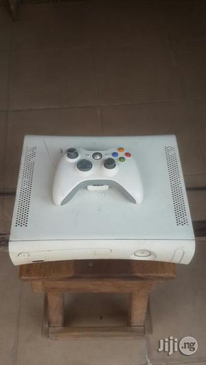 Xbox 360 Console With Wireless Pad   Video Game Consoles for sale in Lagos State, Ojo