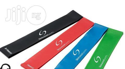 5 In 1 Elastic Resistant Band