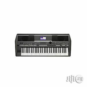 Yamaha PSR-S670 With Adaptor 61 Key | Musical Instruments & Gear for sale in Lagos State, Ojo