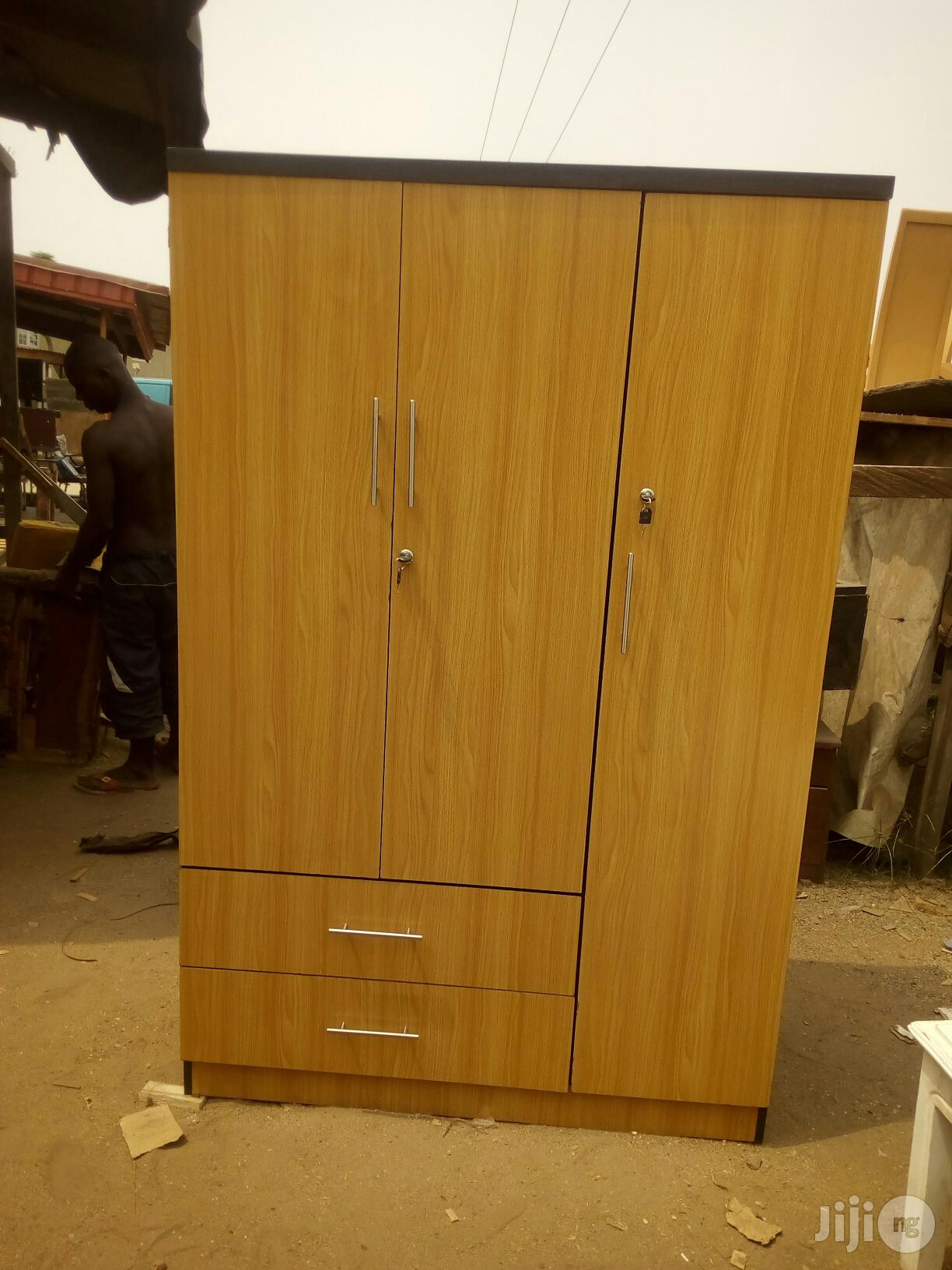 Standard Wardrobe | Furniture for sale in Ikeja, Lagos State, Nigeria