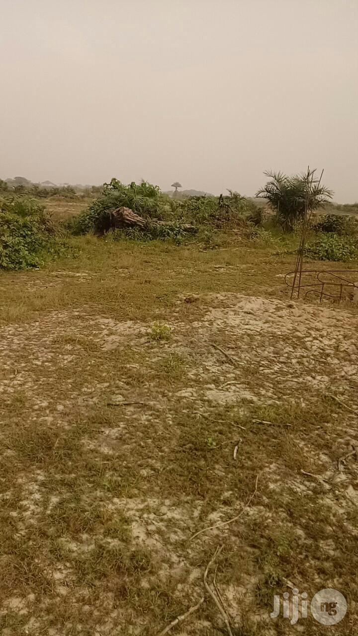 Archive: Plots of Land at Awoyaya Ibeju-Lekki Behind Mayfair Gardens for Sale.