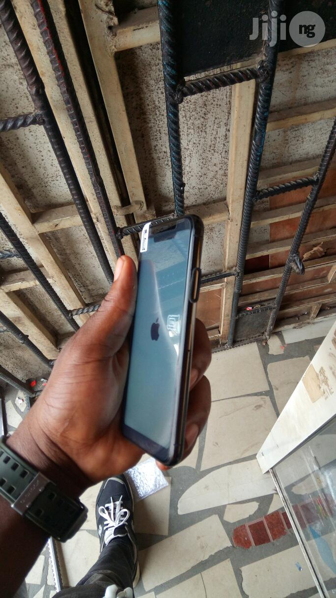 New Apple iPhone X 64 GB Black | Mobile Phones for sale in Ikeja, Lagos State, Nigeria