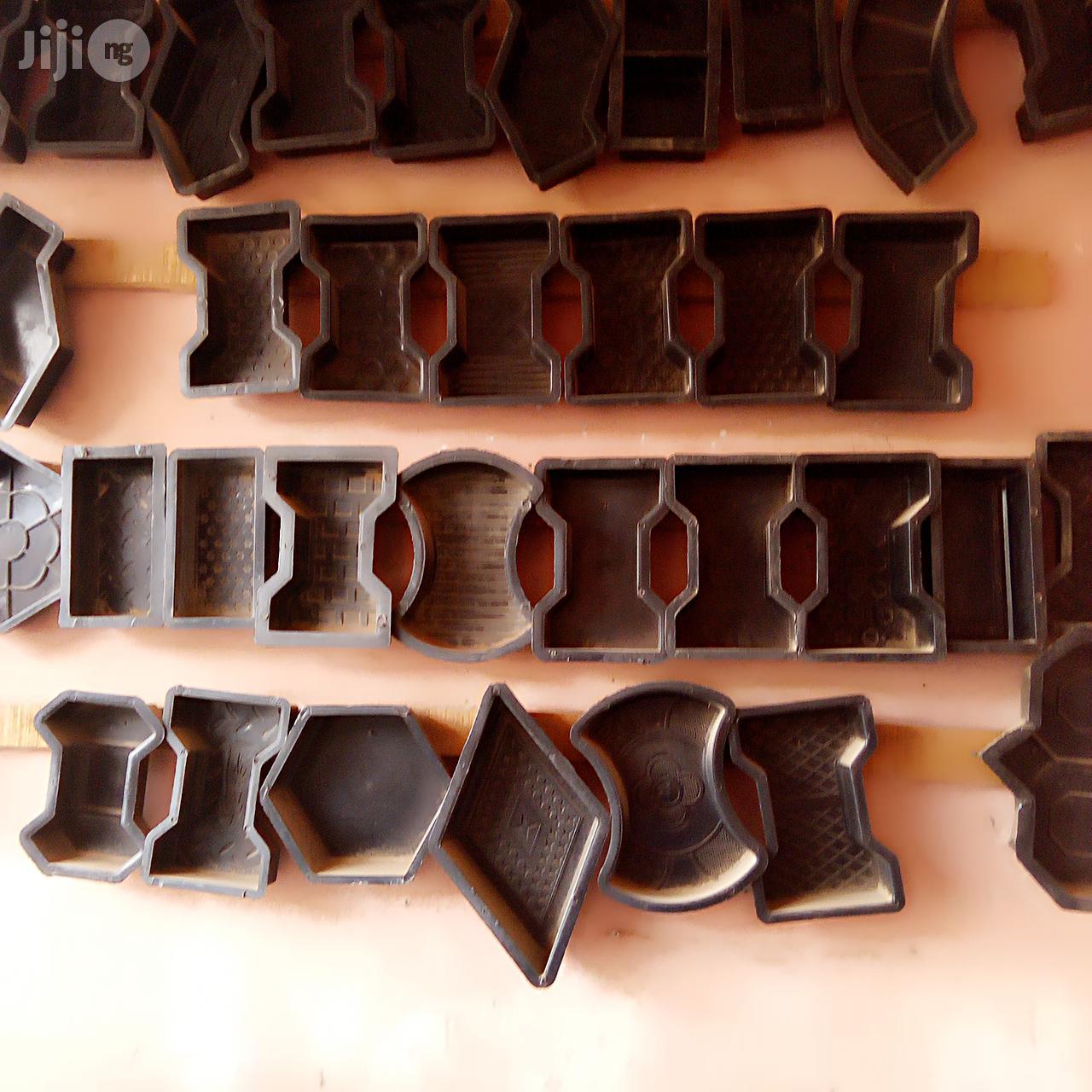 Plastic Interlocking Mould | Manufacturing Materials for sale in Ibadan, Oyo State, Nigeria