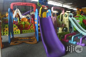 Kids Playground Slide With Protected Swing   Toys for sale in Lagos State, Ikeja