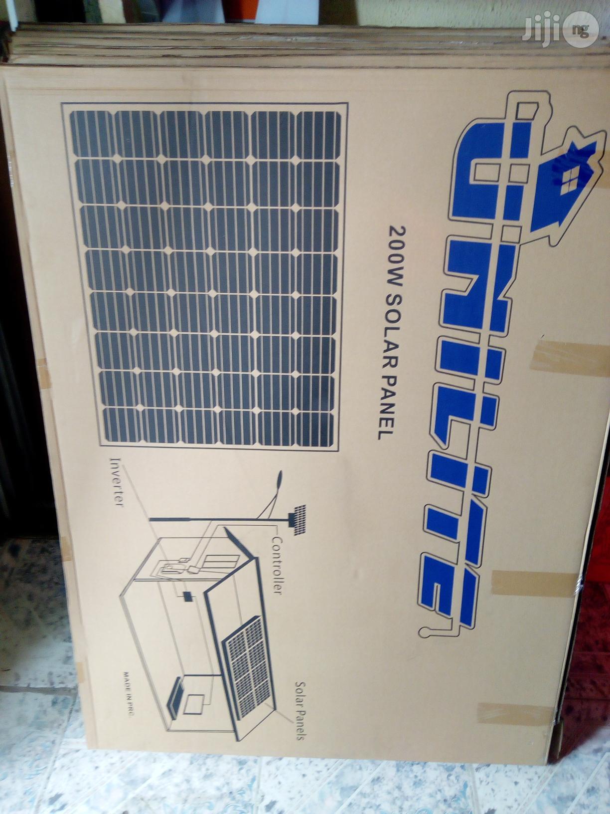 Archive: 200W 24V Mono-Crystalline Solar Panel