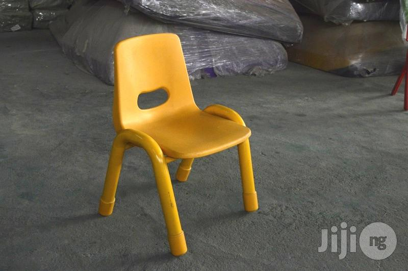 Children Quality Plastic Chair