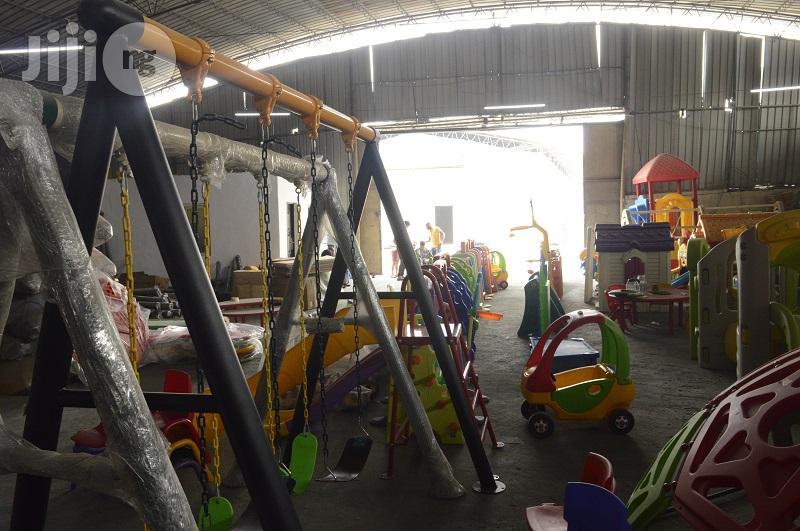 Playground Swing Equipment Available on Bethelmendels