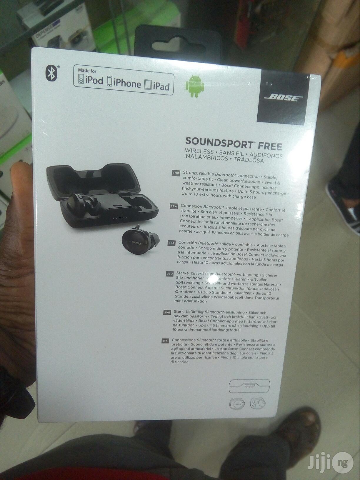 Bose Sound Sport Free Wireless Earphone