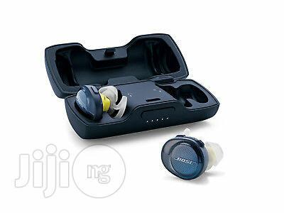 Bose Sound Sport Free Wireless Earphone | Headphones for sale in Ikeja, Lagos State, Nigeria
