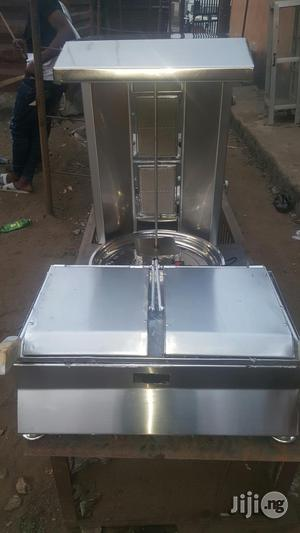 Shawarma Machine 2 Burners and Double Toaster | Restaurant & Catering Equipment for sale in Abuja (FCT) State, Jabi