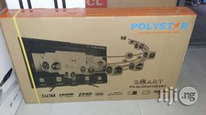 Brand New Original Polystar Smart Led TV 43 Inches Wit 2years Warranty   TV & DVD Equipment for sale in Lagos State, Ojo