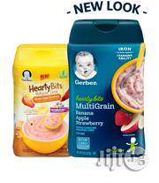 Gerber Hearty Bits Toddler Cereal (227g) | Baby & Child Care for sale in Lagos State, Ikeja