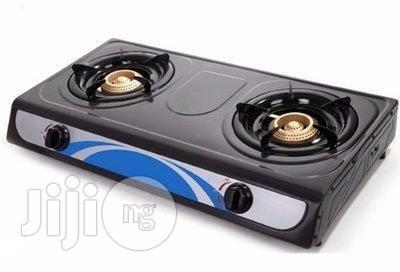 Eurosonic 2 Burner Gas Cooker