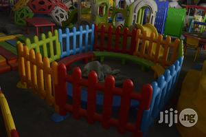 Coloured Kids Plastic Playground Fence For Sale   Toys for sale in Lagos State, Ikeja