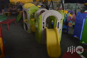 Kids Play House Tunnel With Slide   Toys for sale in Lagos State, Ikeja