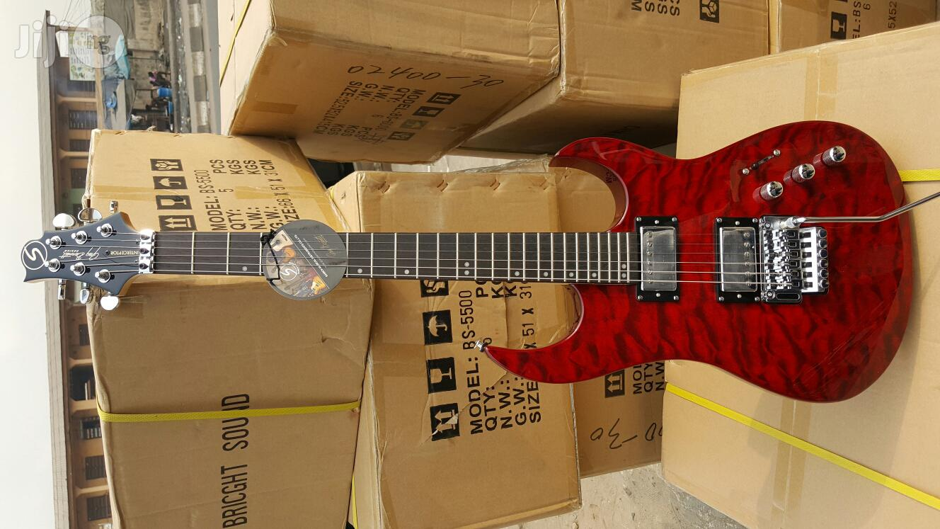 Lead Guitar   Musical Instruments & Gear for sale in Mushin, Lagos State, Nigeria