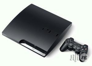 Sony Playstation 3 Slim Console   Video Game Consoles for sale in Lagos State, Ojo
