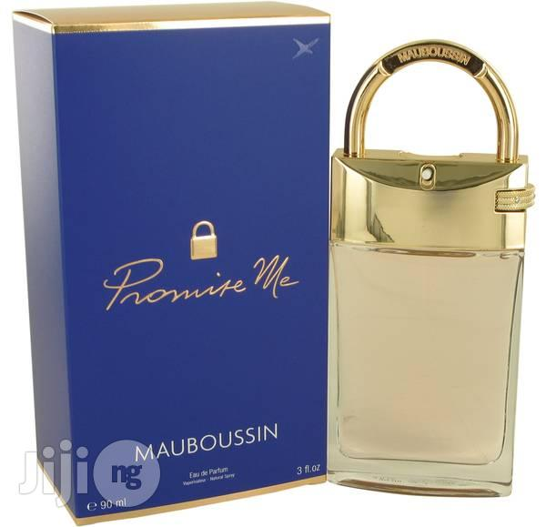 Promise Me by Mauboussin 90ml EDP Perfume for Women