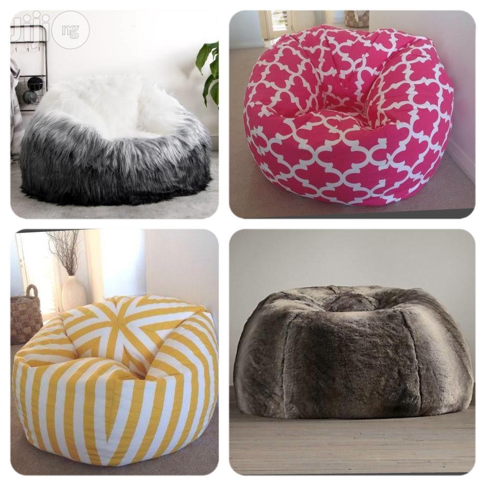 Fur Bean Bag Chair in Surulere - Furniture, Cheapest Deals ...