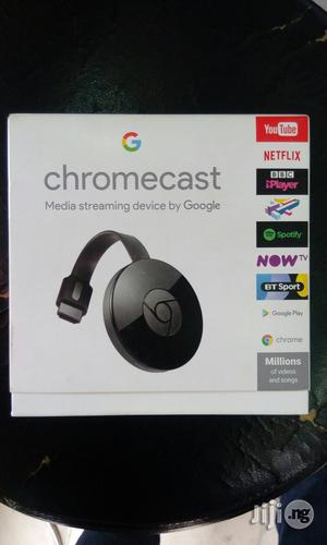 Original Google Chrome Cast   Accessories & Supplies for Electronics for sale in Lagos State, Ikeja