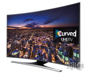 """Brand New 2019 Samsung 65"""" Curved 4K UHD HDR Smart TV   TV & DVD Equipment for sale in Lagos State, Ojo"""