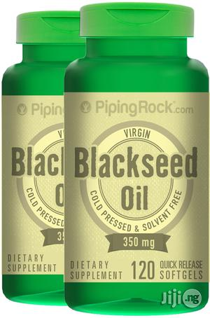Black Seed Oil | Vitamins & Supplements for sale in Lagos State, Victoria Island