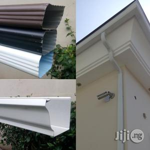 American Rain Gutter( Roof Water Collector) | Building & Trades Services for sale in Ogun State, Ifo
