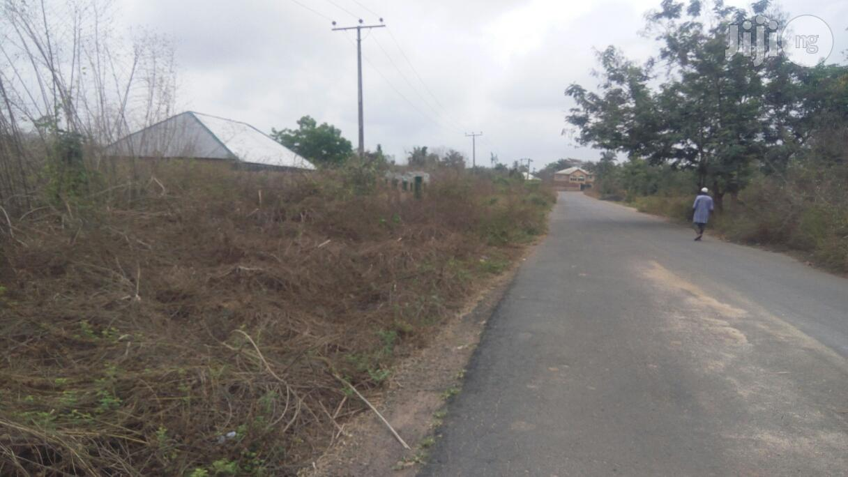 Plot Of Land At Alabata Junction, Moniya Ibadan