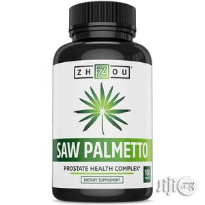 Saw Palmetto Supplement for Prostate Health   Vitamins & Supplements for sale in Lagos State