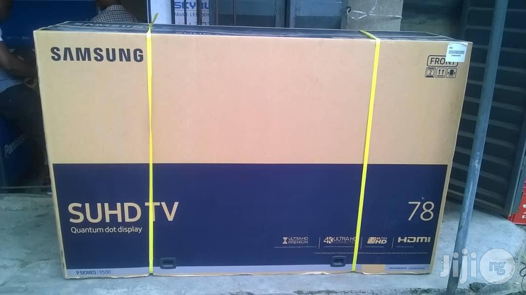 """Brand New 78"""" Samsung SUHD 4K HDR Curved TV With Quantum Dot Display"""