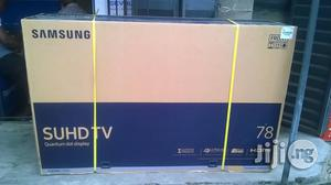 """Brand New 78"""" Samsung SUHD 4K HDR Curved TV With Quantum Dot Display 