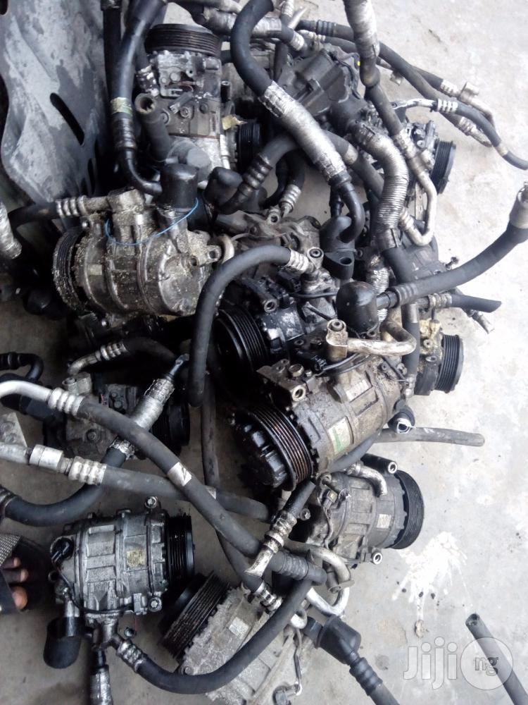Mercedes Benz AC Compressor/Condenser