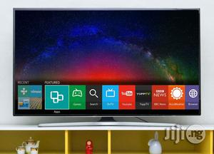 """Premium 60"""" Samsung Smart TV With Built-In Wi-Fi 