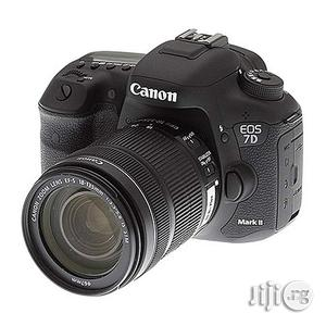 Canon EOS 7D Mark 2 DSLR Camera With 18-135mm Lens   Photo & Video Cameras for sale in Lagos State, Ikeja