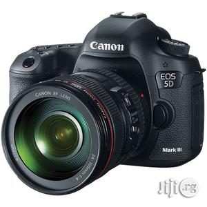 Canon EOS 5D Mark 3 DSLR Camera | Photo & Video Cameras for sale in Lagos State, Ikeja