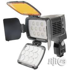 Professional Video Light LED-VL001-B (10-LED)   Accessories & Supplies for Electronics for sale in Lagos State, Ikeja