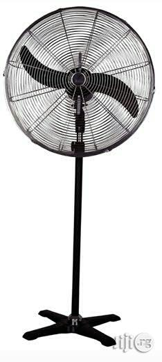 Ox 26inch Industrial Standing Fan | Manufacturing Equipment for sale in Lagos State, Ikeja