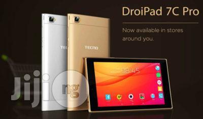 New Tecno DroiPad 7F 16 GB Gray