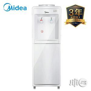 2 Tap Midea Water Dispenser – YL1235S – WHITE | Kitchen Appliances for sale in Lagos State, Ikotun/Igando