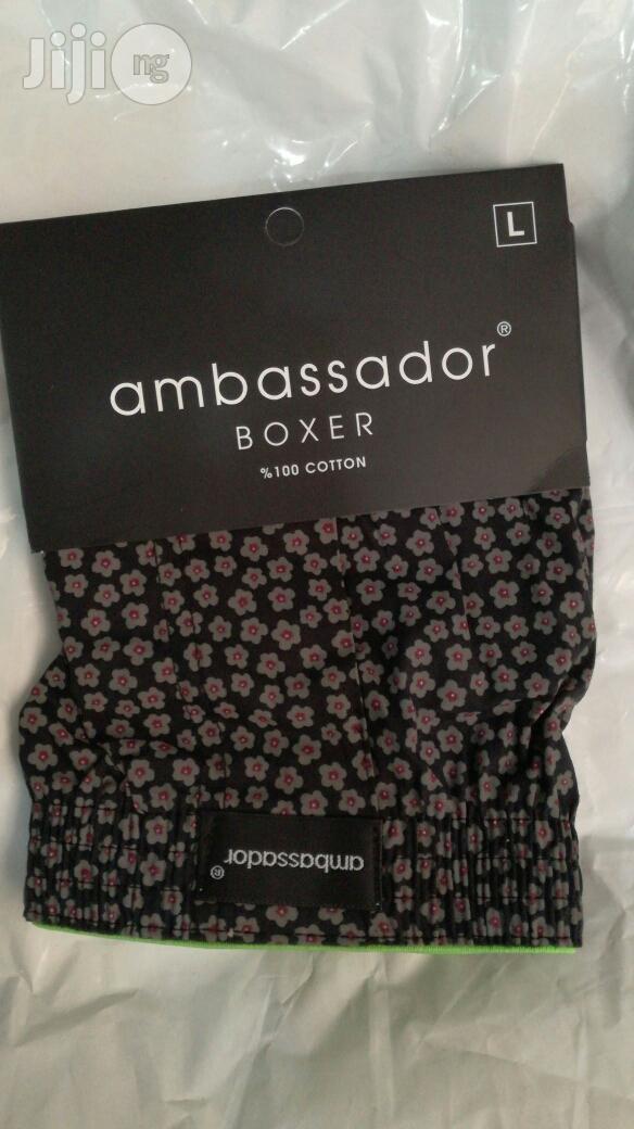 Archive: Turkish Brands Ambassador Boxers