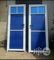 Aluminium Toilets And Bathroom Doors | Doors for sale in Lagos State, Ifako-Ijaiye